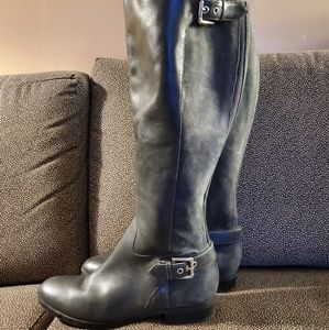 Mark Fisher Leather Boots